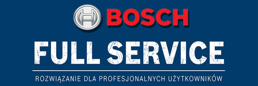 BOSCH FULL SERVICE